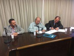 Novo sistema digital para aperfeiçoar o processo de outorga de recursos hídricos será desenvolvido entre UFLA e Sindicato da Indústria Mineral