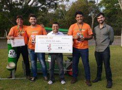 Ex-estudantes da UFLA vencem desafio nacional de Startups