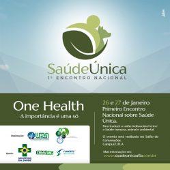 UFLA realizará I Encontro Nacional sobre Saúde Única- inscrições abertas
