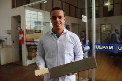 Pesquisa da UFLA utiliza borracha de pneu para a produção de cimento madeira e painéis MDP