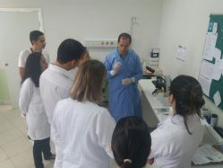 UFLA é parceira em projeto que propõe inovações para o diagnóstico da Leishmaniose  - ações no município já começaram