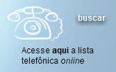 Busca Online de telefones