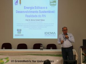 Workshop Green Metric